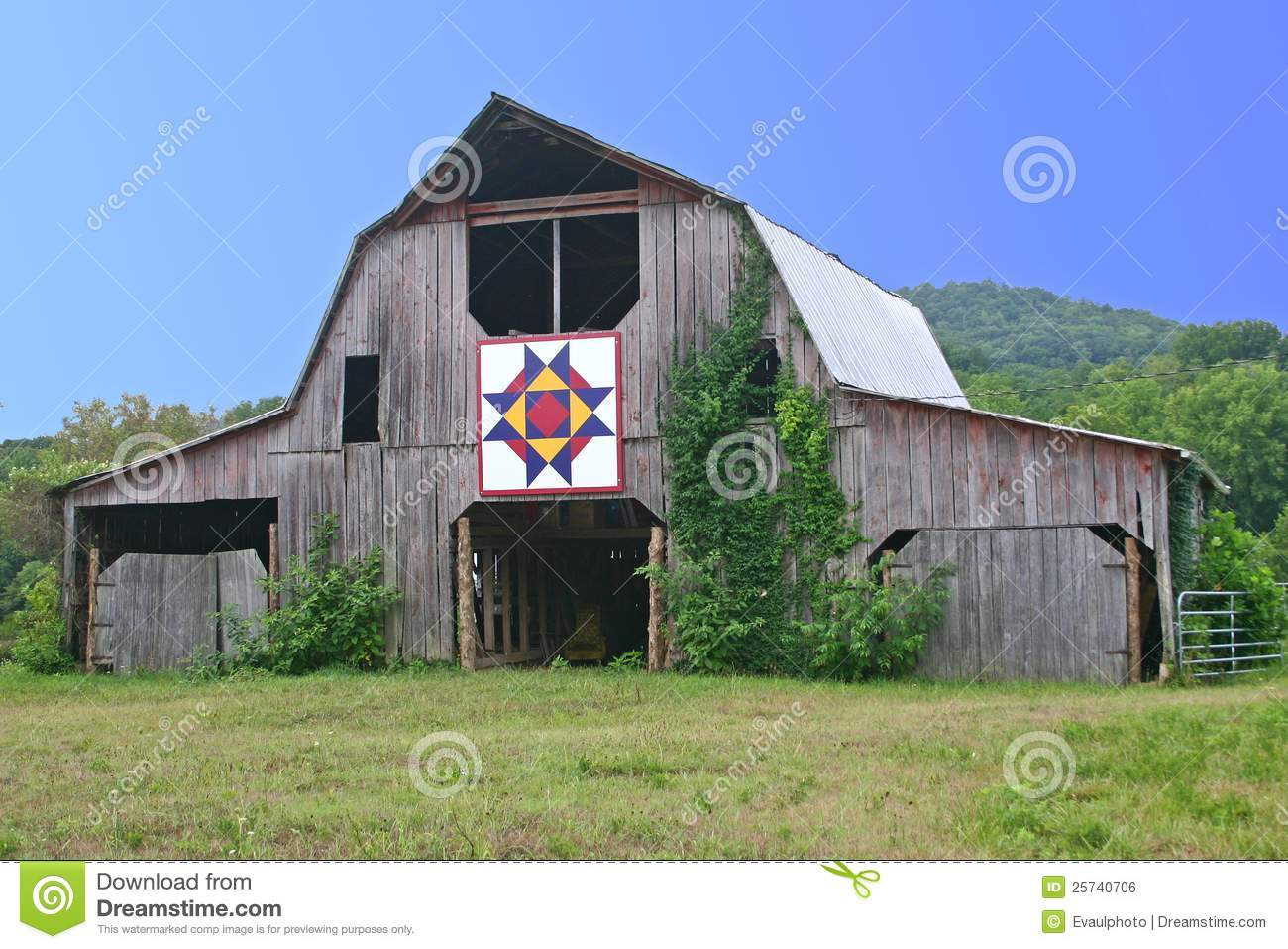 Quilt Barn in Tennessee