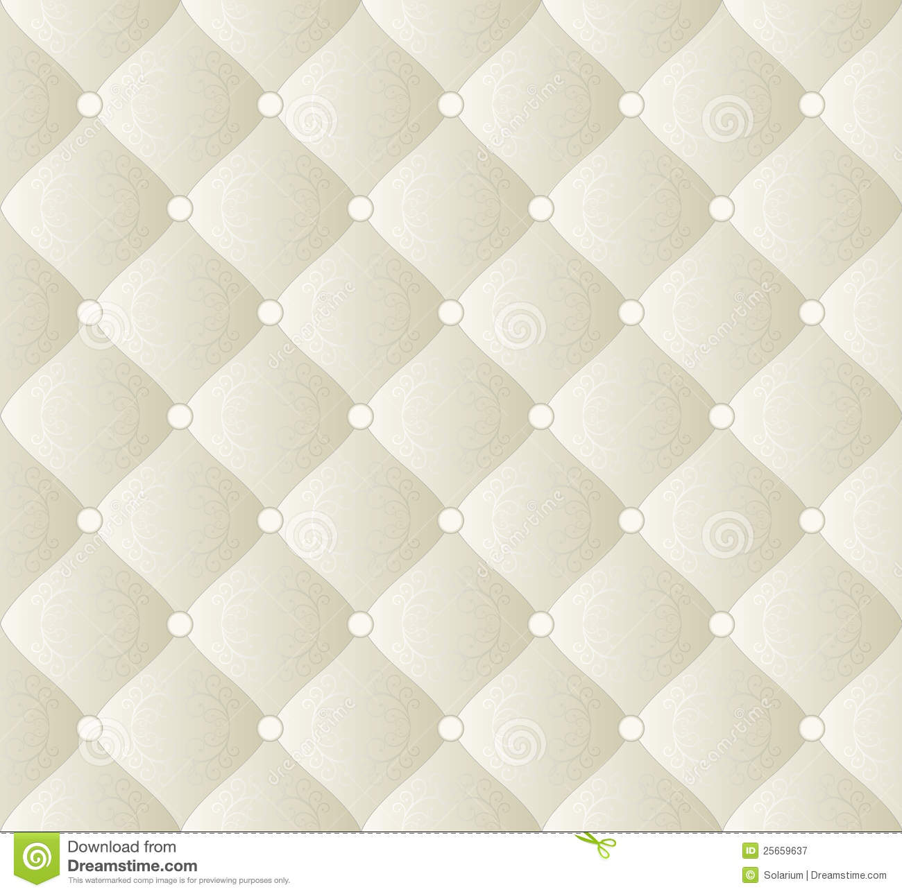 Quilted Fabric Stock Vector Illustration Of Background