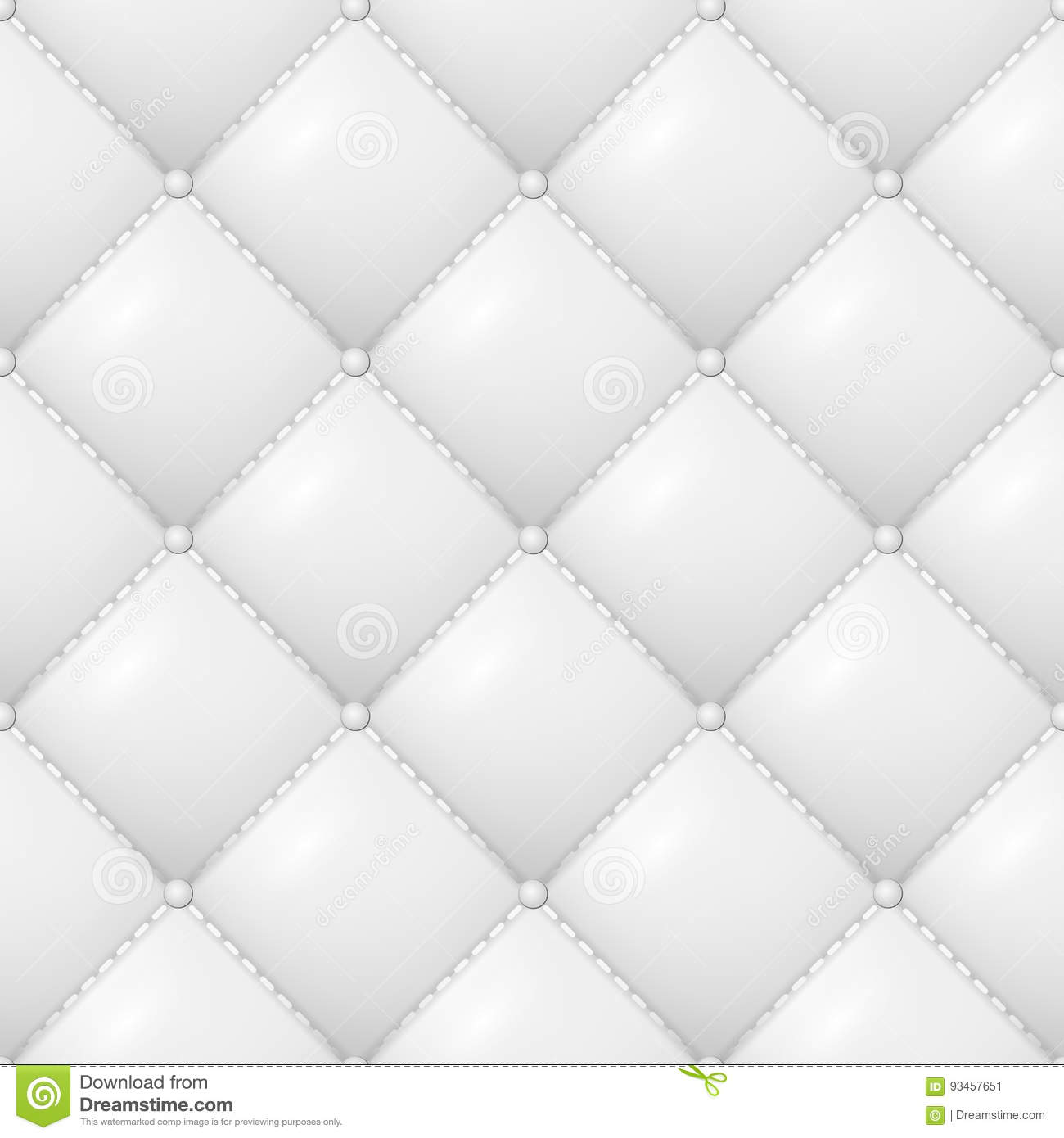 Quilted Pattern Vector Abstract Soft Textured Background