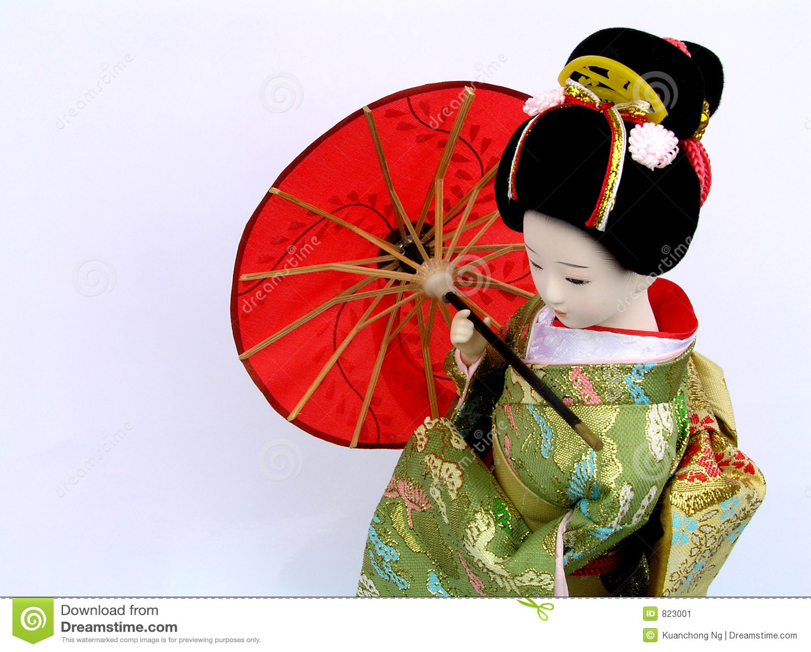 Quimono japonês