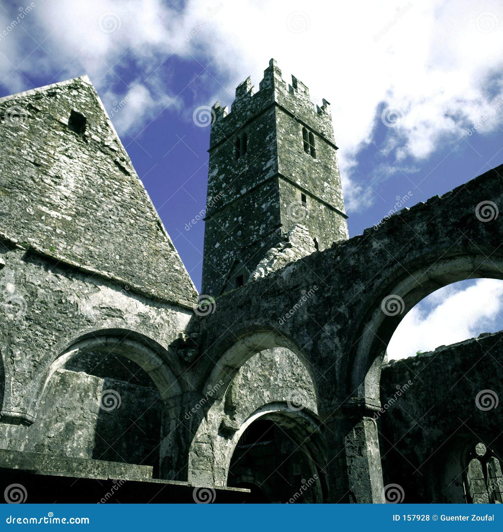 Quin Abbey, Clare