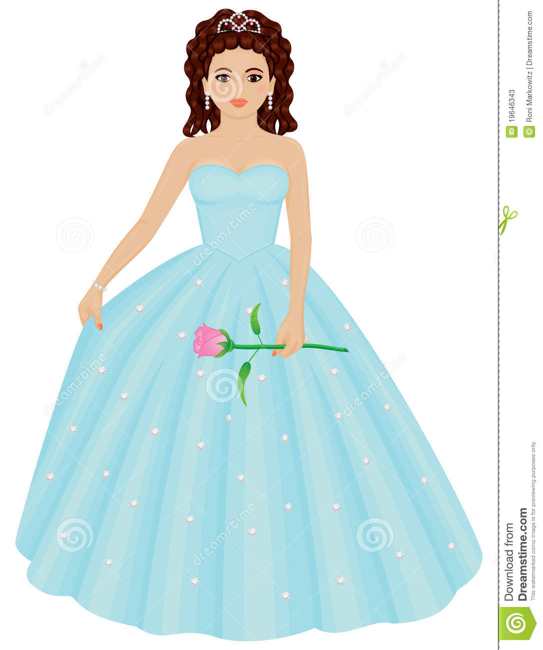 Quinceanera Dresses Drawings Quinceanera Gir...