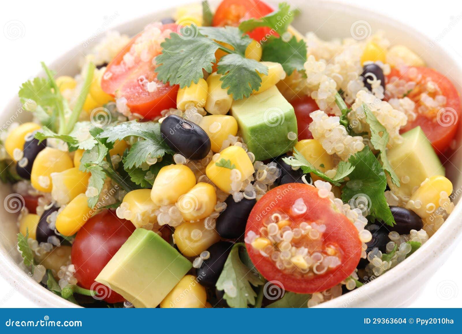 Quinoa σαλάτα