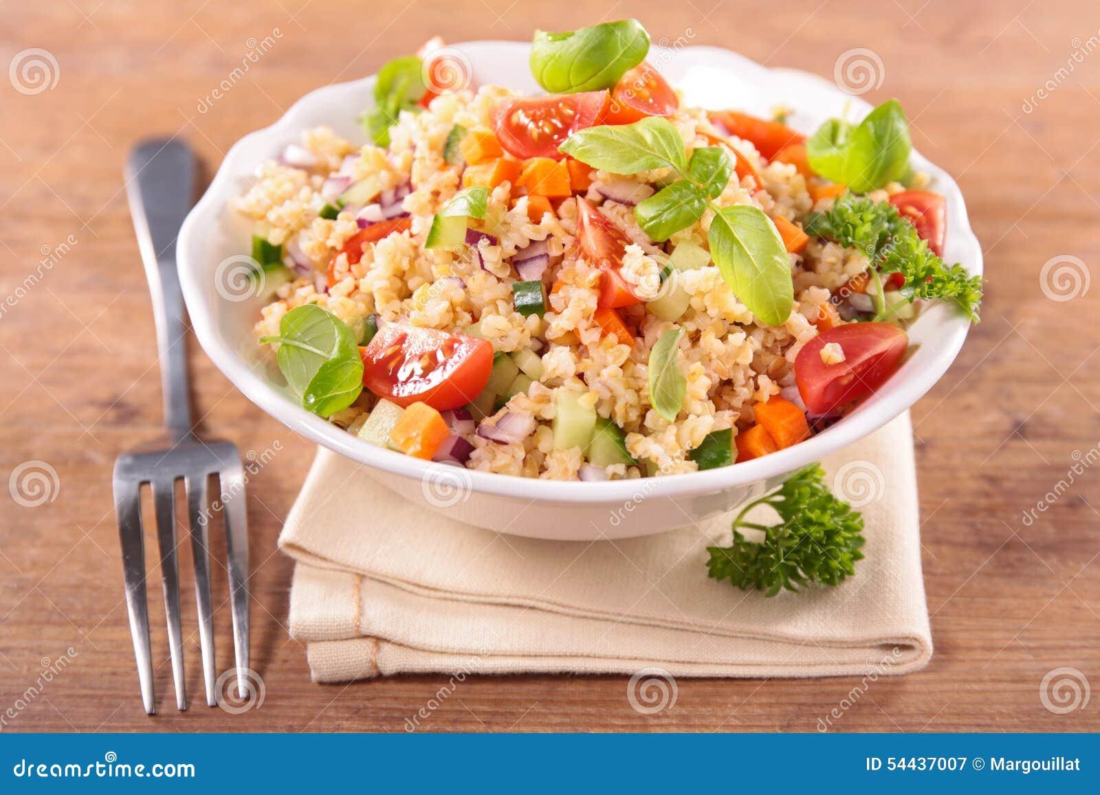 Quinoa sałatka