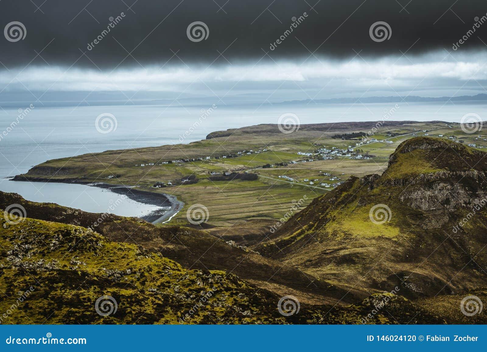 Quiraing - die sch?nste Landschaft in Schottland
