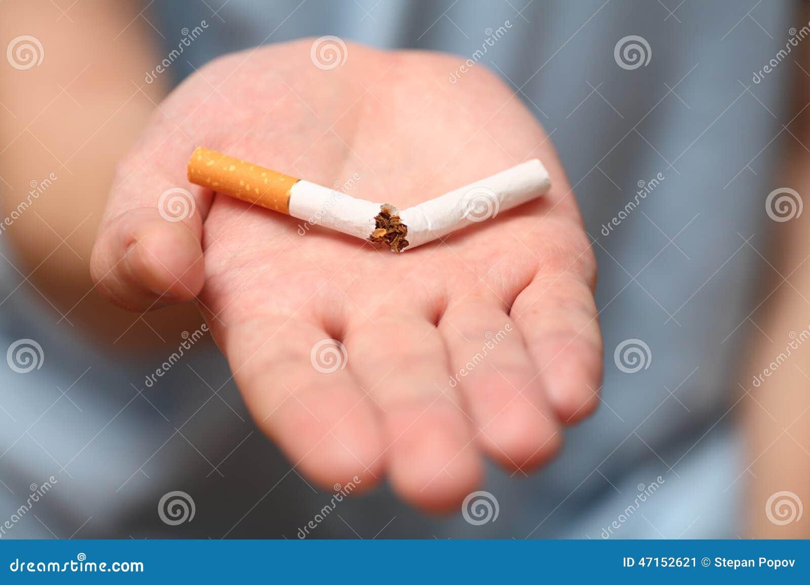 ¡Quit que fuma hoy!