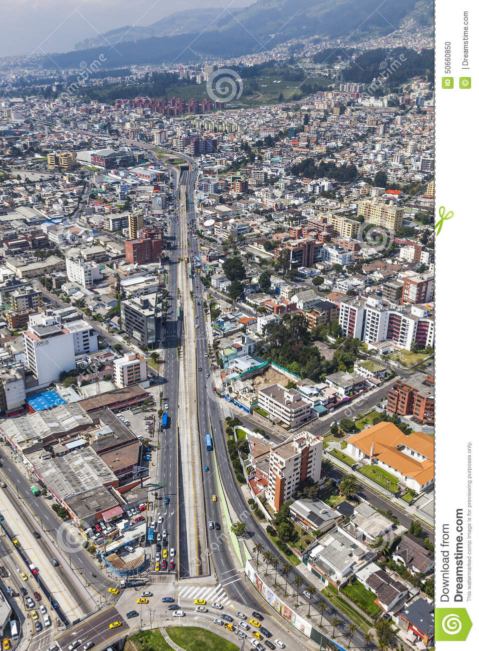 quito av am rica and la y stock photo image 50660850