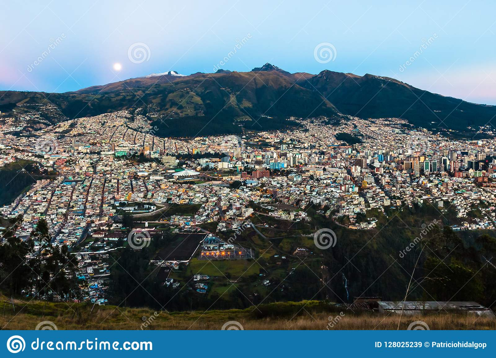 Quito, capital de Ecuador