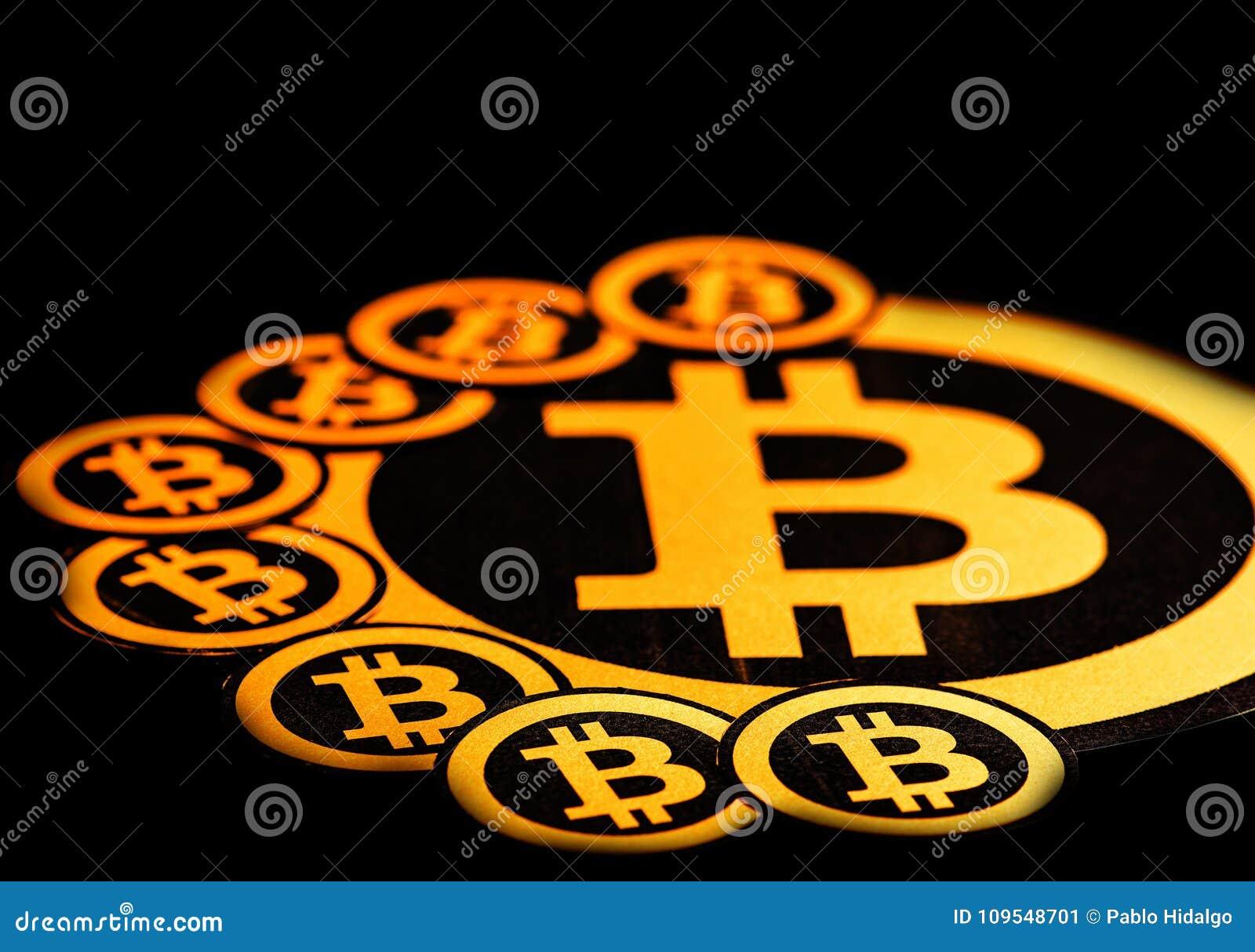 bitcoins logos