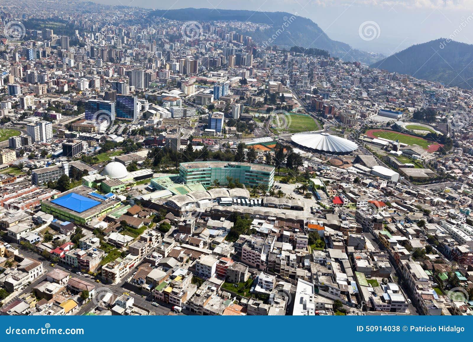 Quito moderna