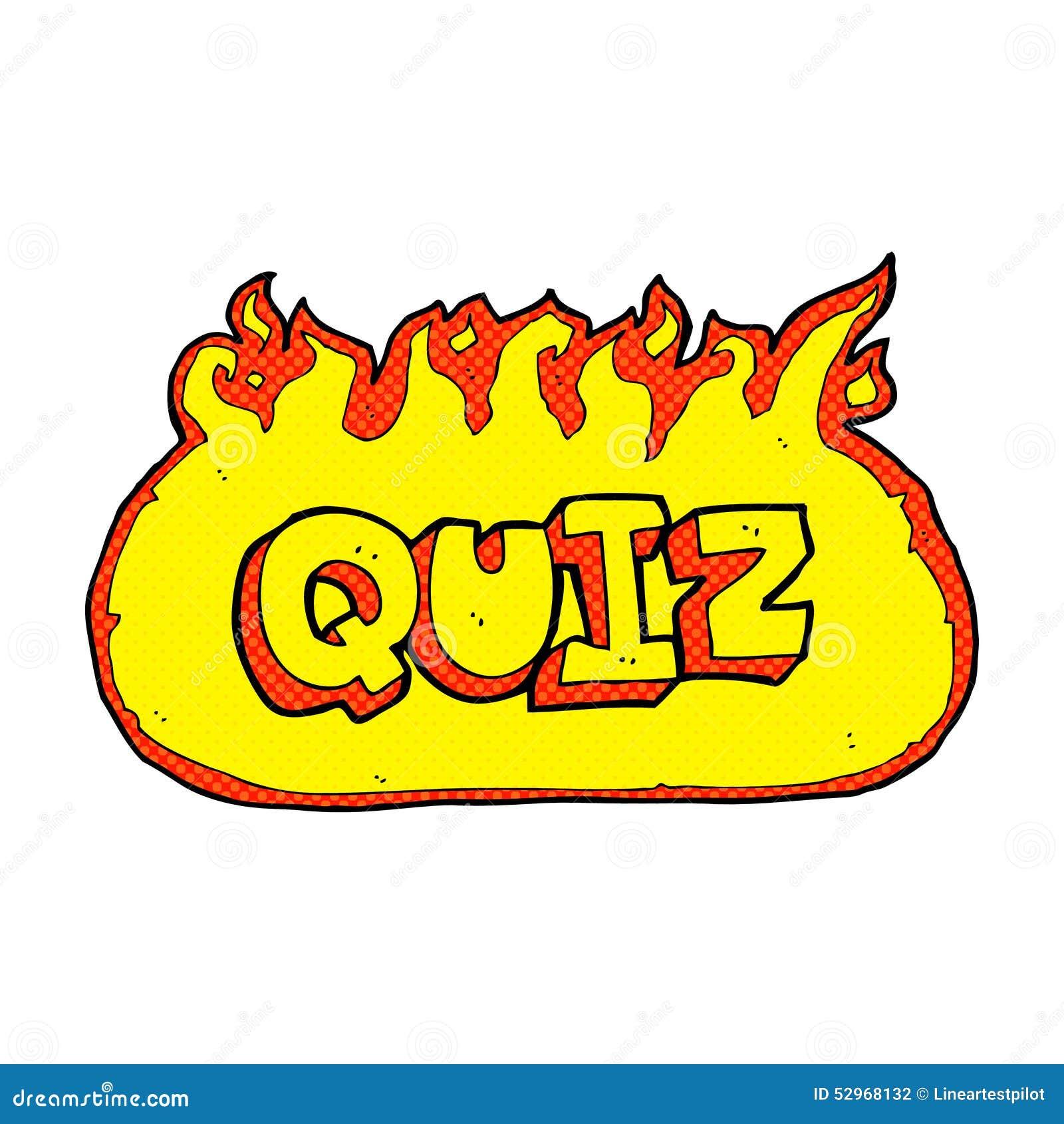 Quiz Time Clipart