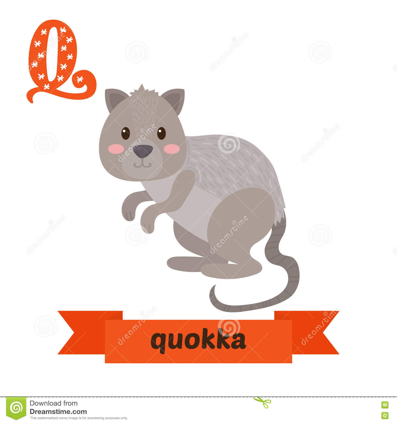 animal with letter q quokka illustrations amp vector stock images 185 4782
