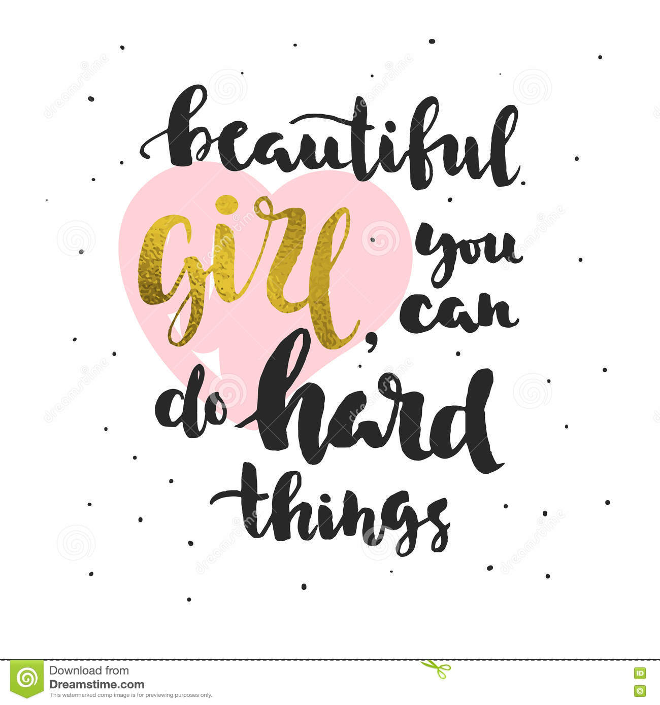 Quote about believing in yourself (for girls)