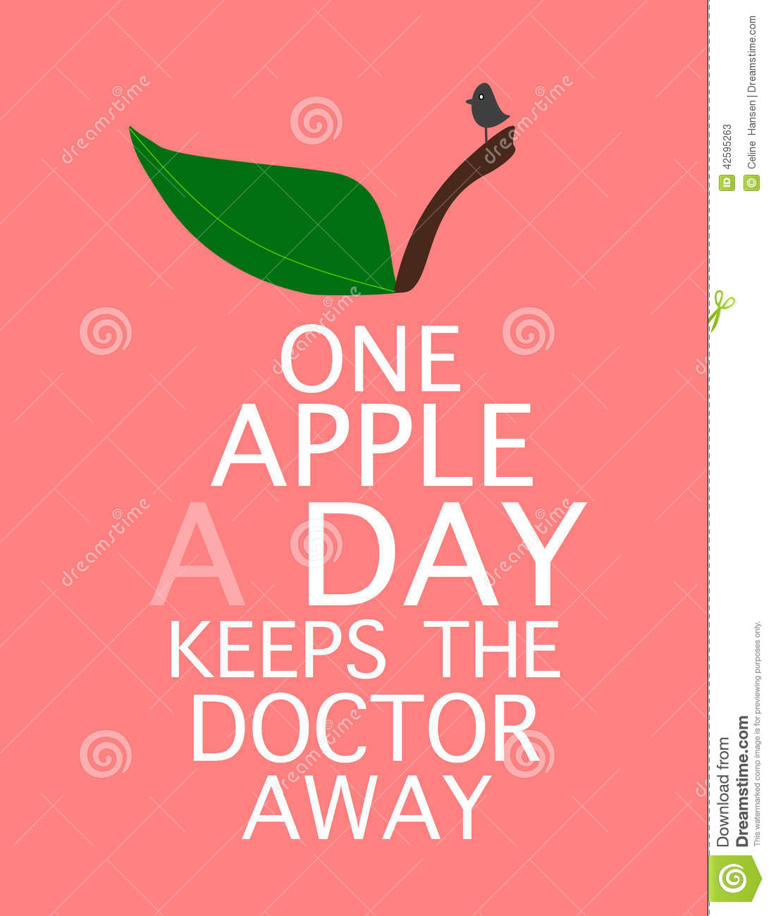 an apple a day keeps the An apple a day keeps the doctor away 6,239 likes 10 talking about this an apple a day keeps the doctor away.