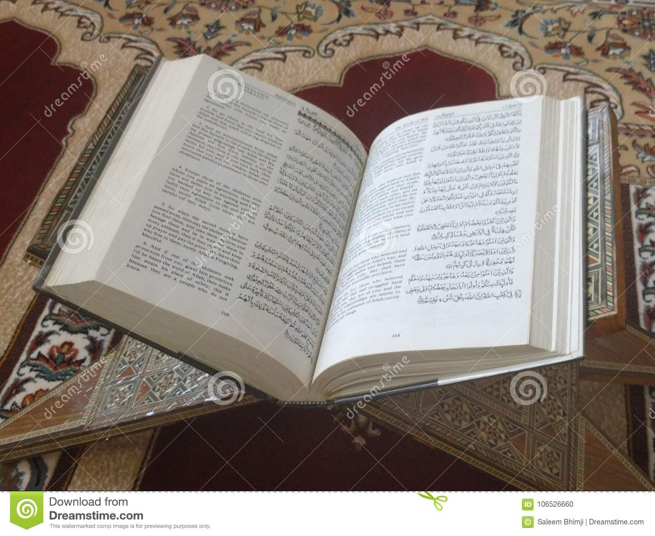 English To Arabic Translation Book