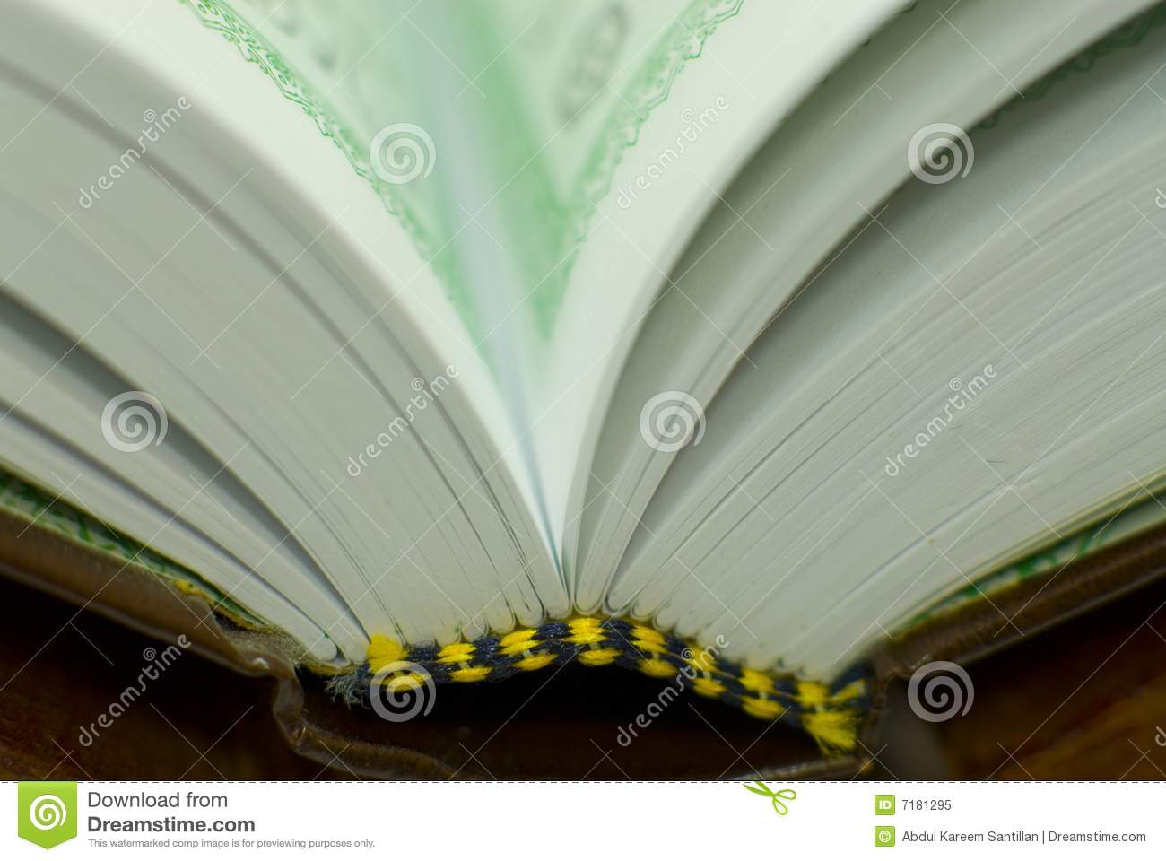 Quran Pages stock image. Image of book, quran, pages, abstract - 7181295