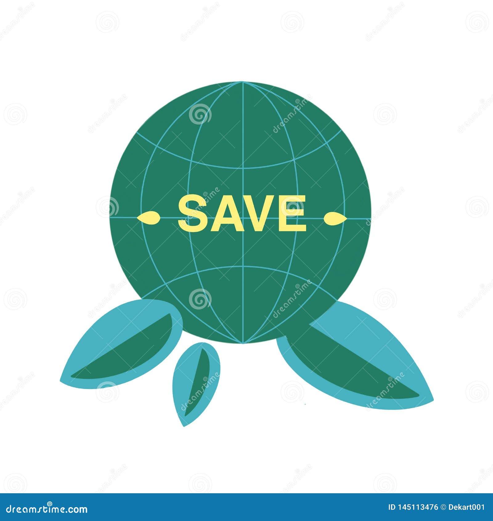 Räddninghand som märker kortet, bakgrund Illustration med sidor och planeten för banret, affisch