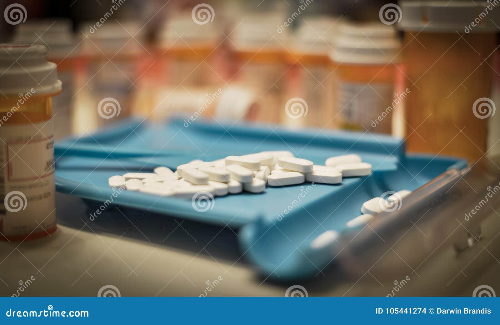 Räkna för apotekpreventivpiller