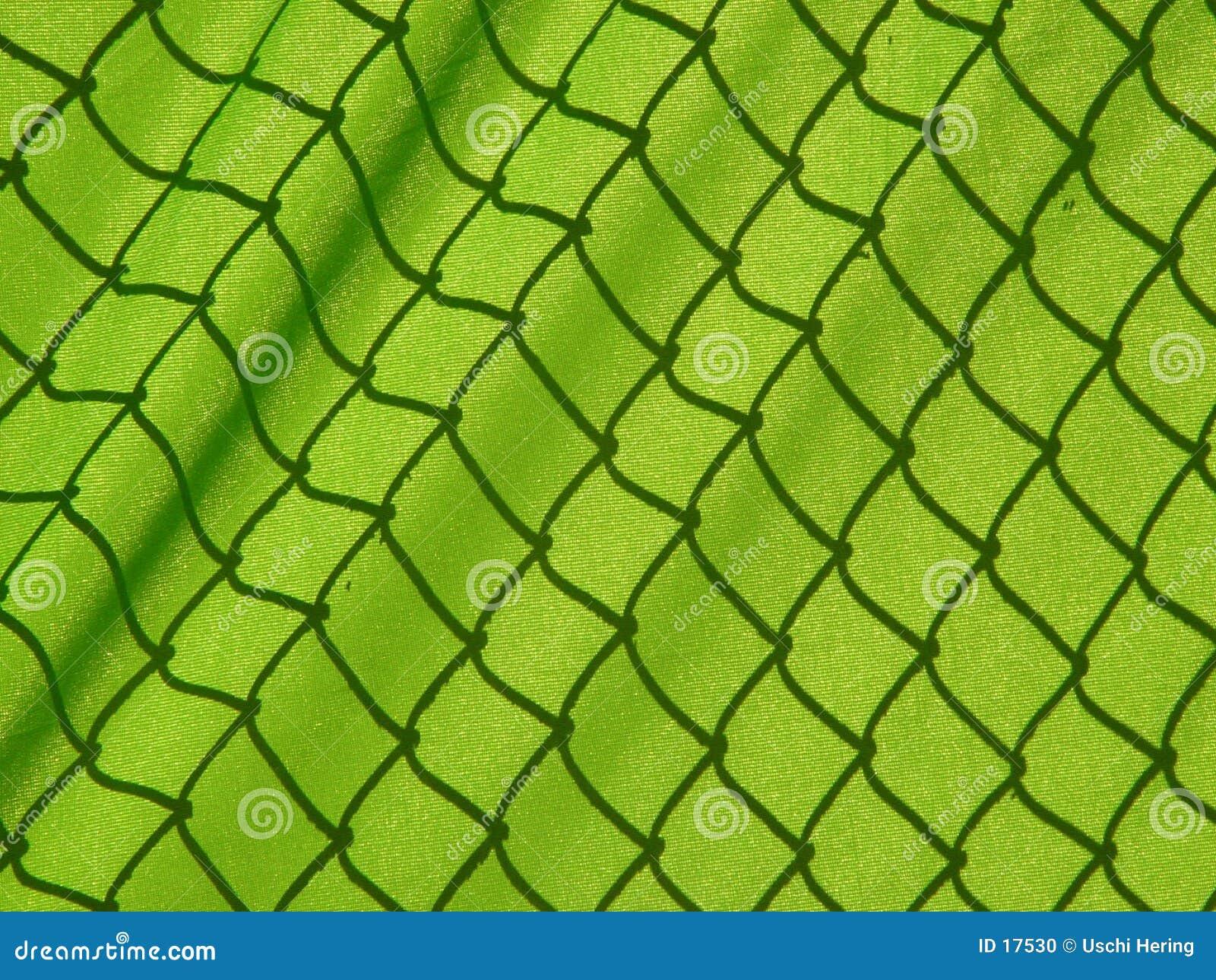 Räknat staket