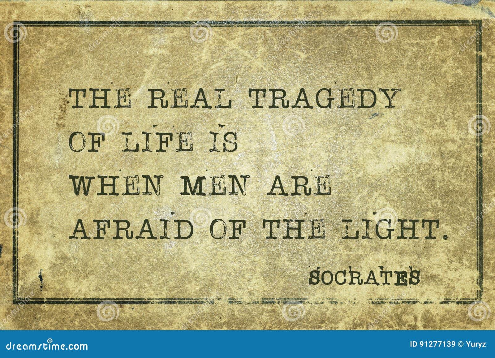 Rätt av ljusSocrates