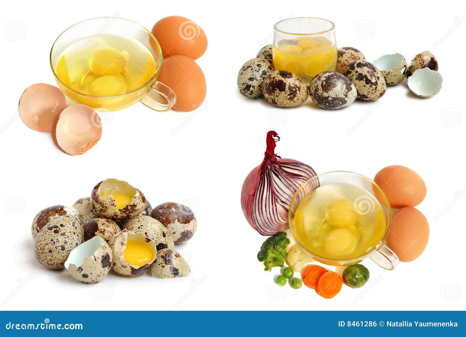 Rå ägg