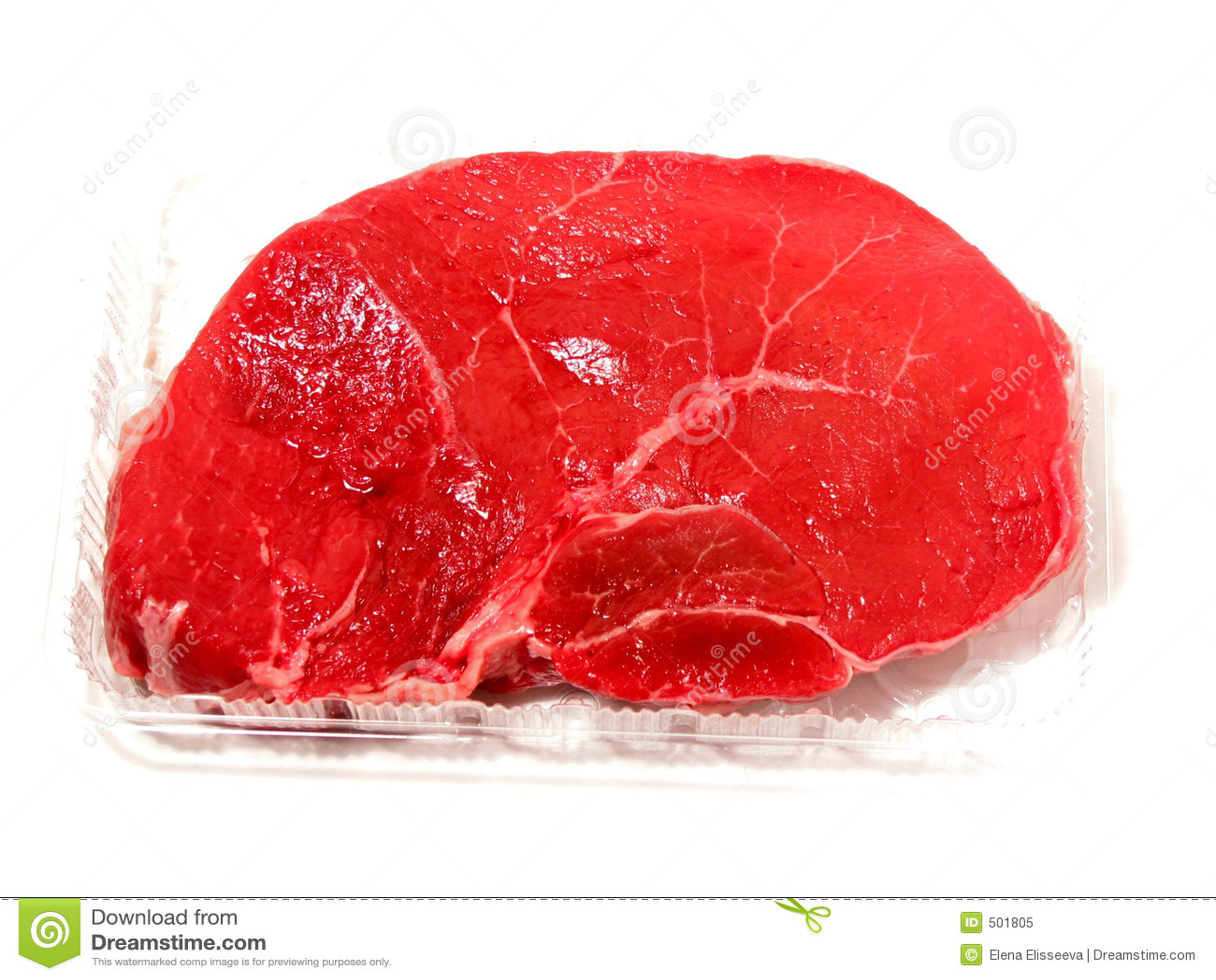 Rå steak