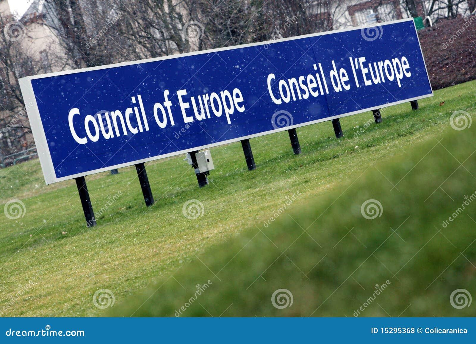 Råd Europa