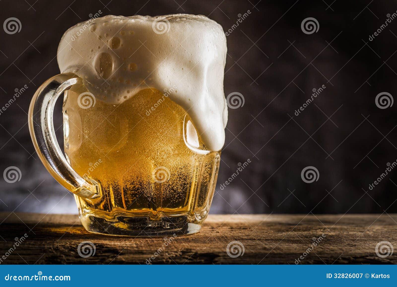 Råna av öl