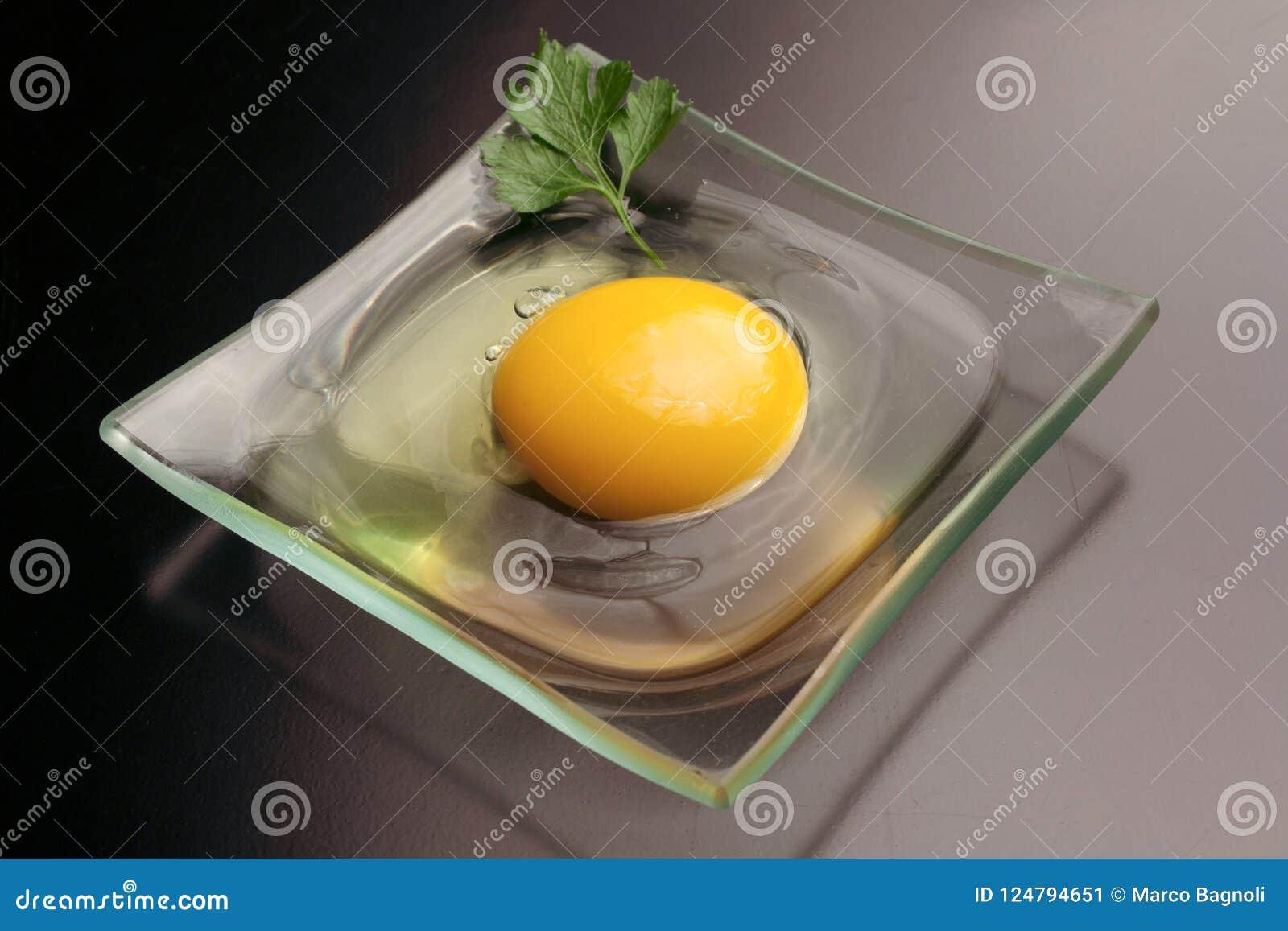 Rått ägg