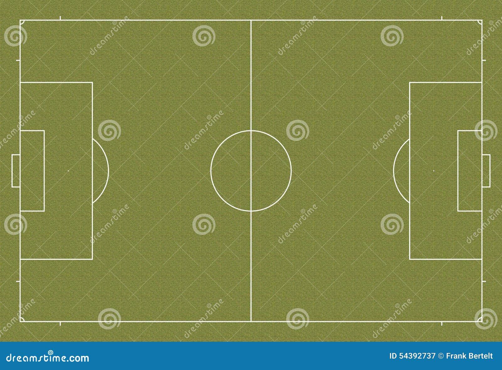 Règlement de terrain de football de terrain de football