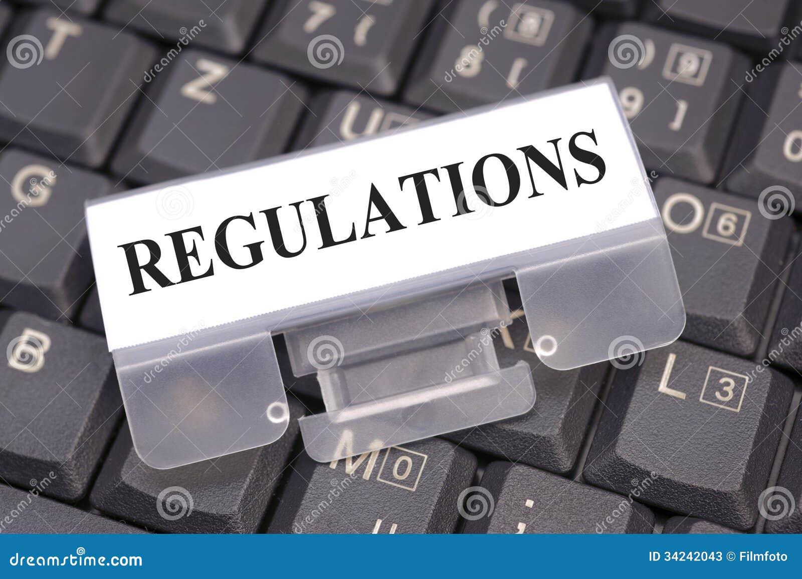 Règlements