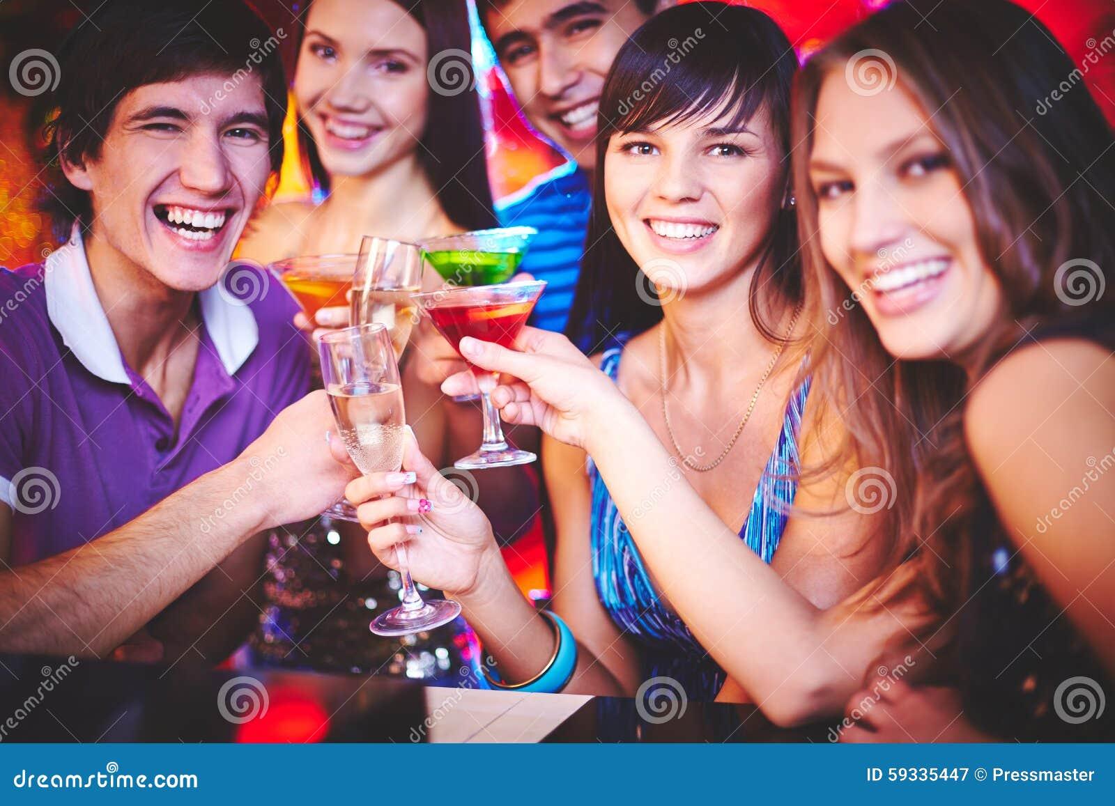 Réception de cocktail
