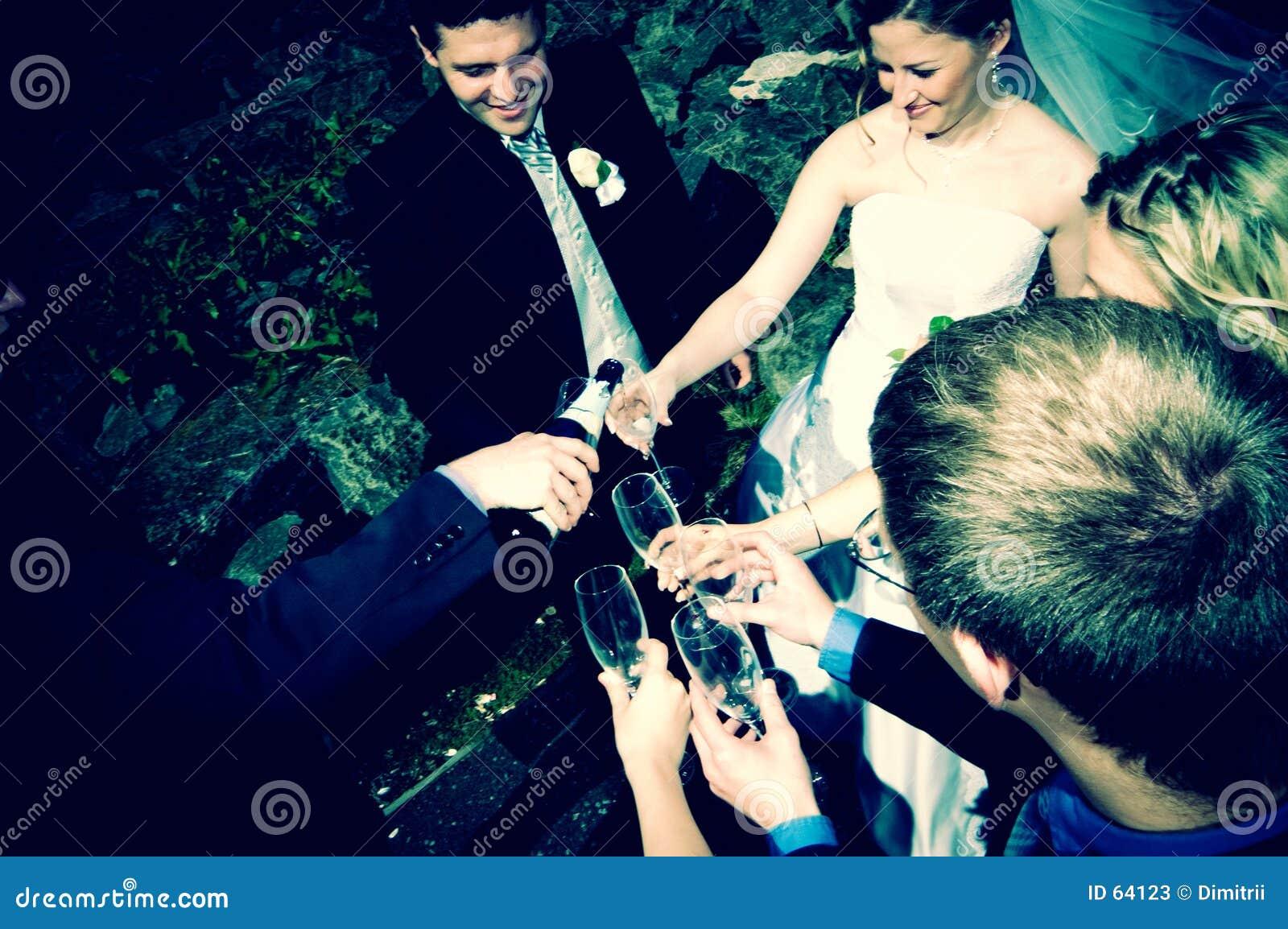 Réception nuptiale