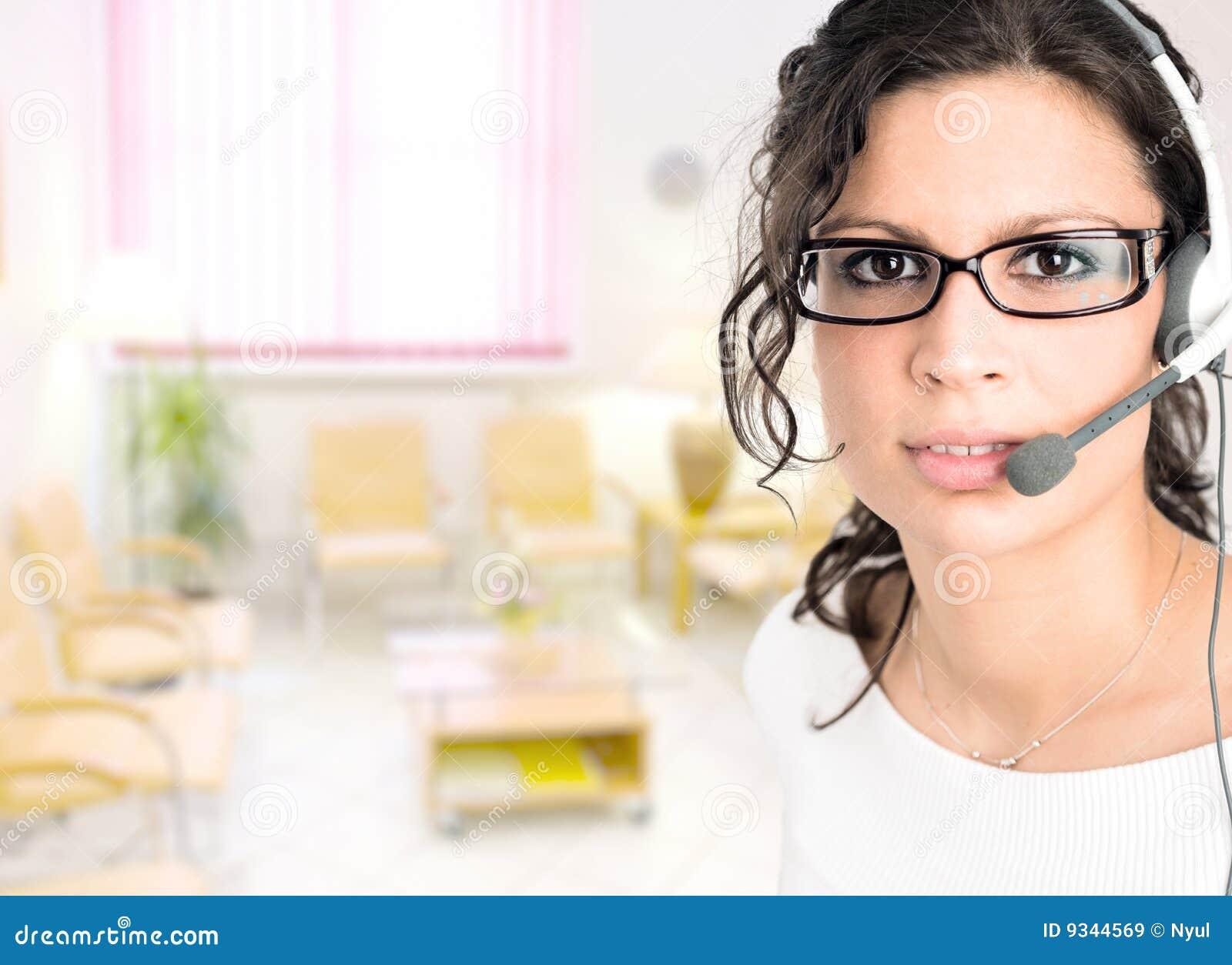 Réceptionniste médical
