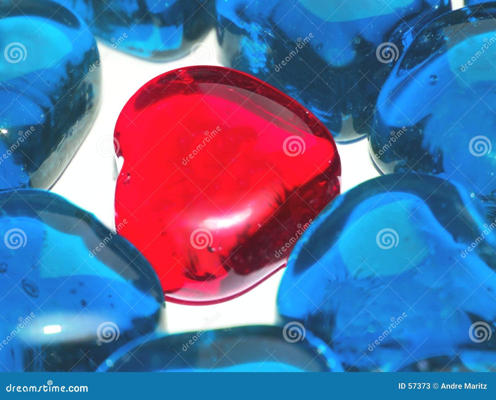 Download Réchauffez L'amour En Monde Froid Image stock - Image du bleu, passion: 57373