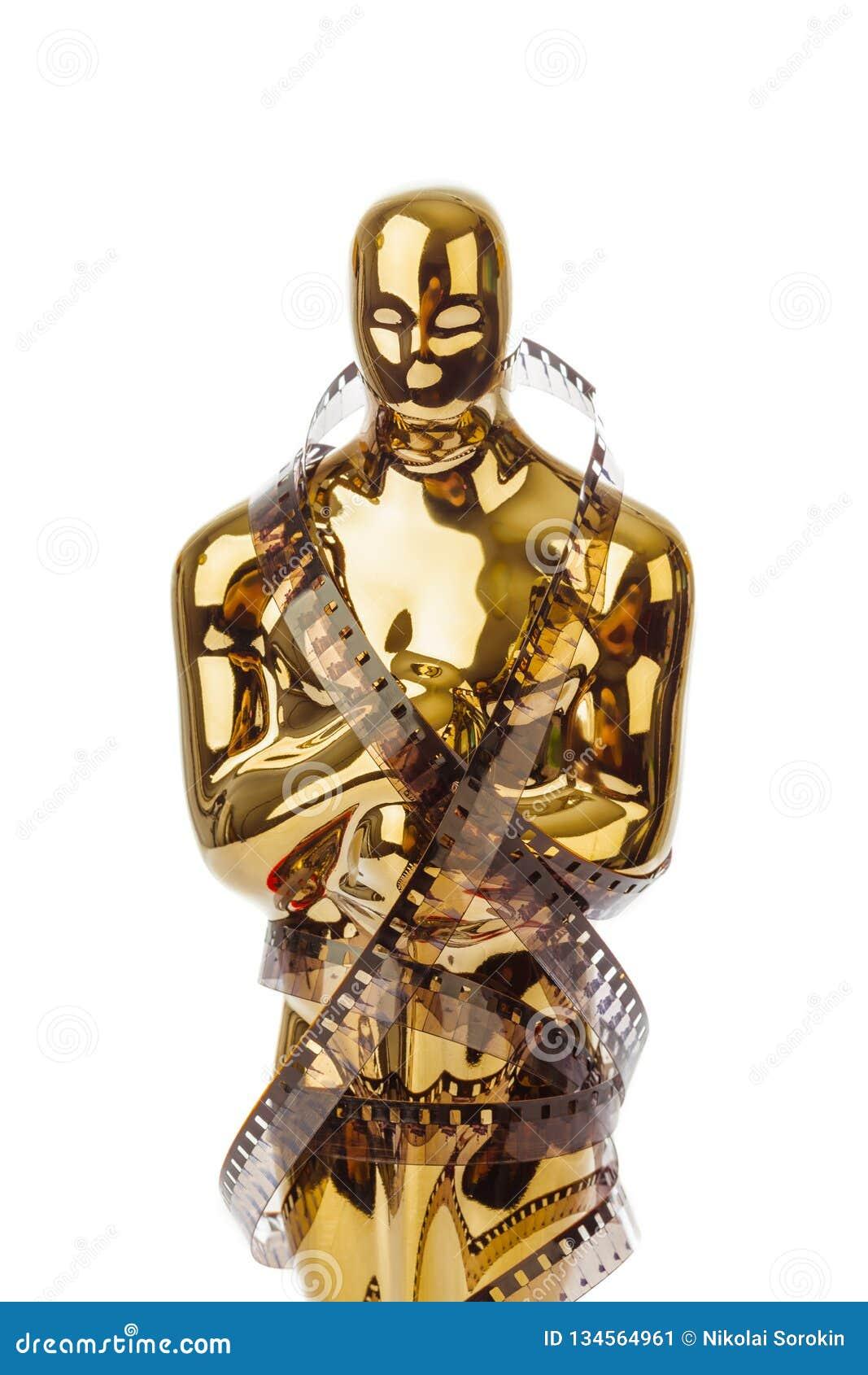 Récompense de cérémonie d oscar et de film de cinéma