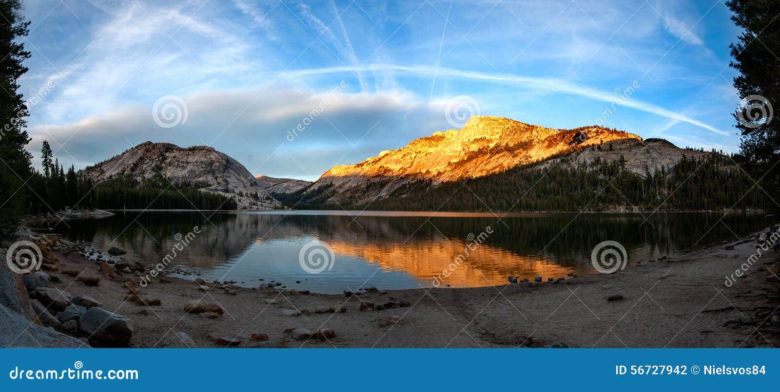 Réflexions dans Yosemite NP