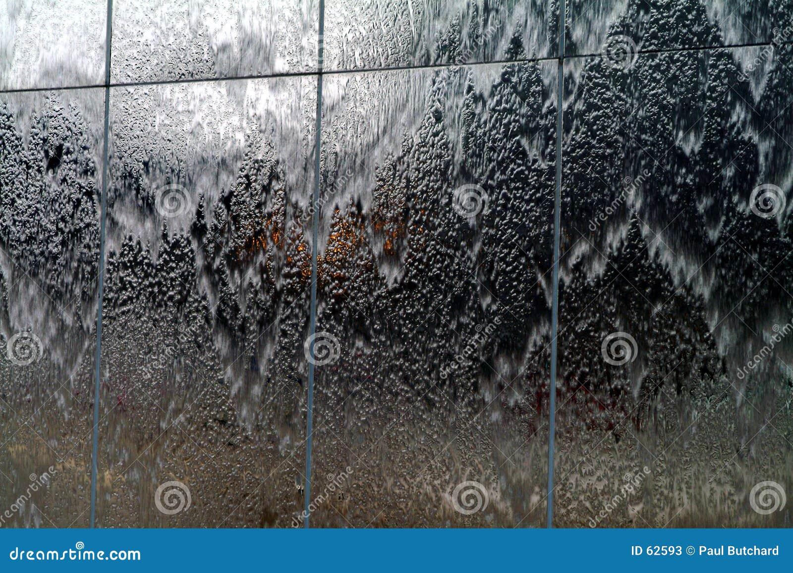 Download Réflexions glaciales image stock. Image du glacial, compartiment - 62593