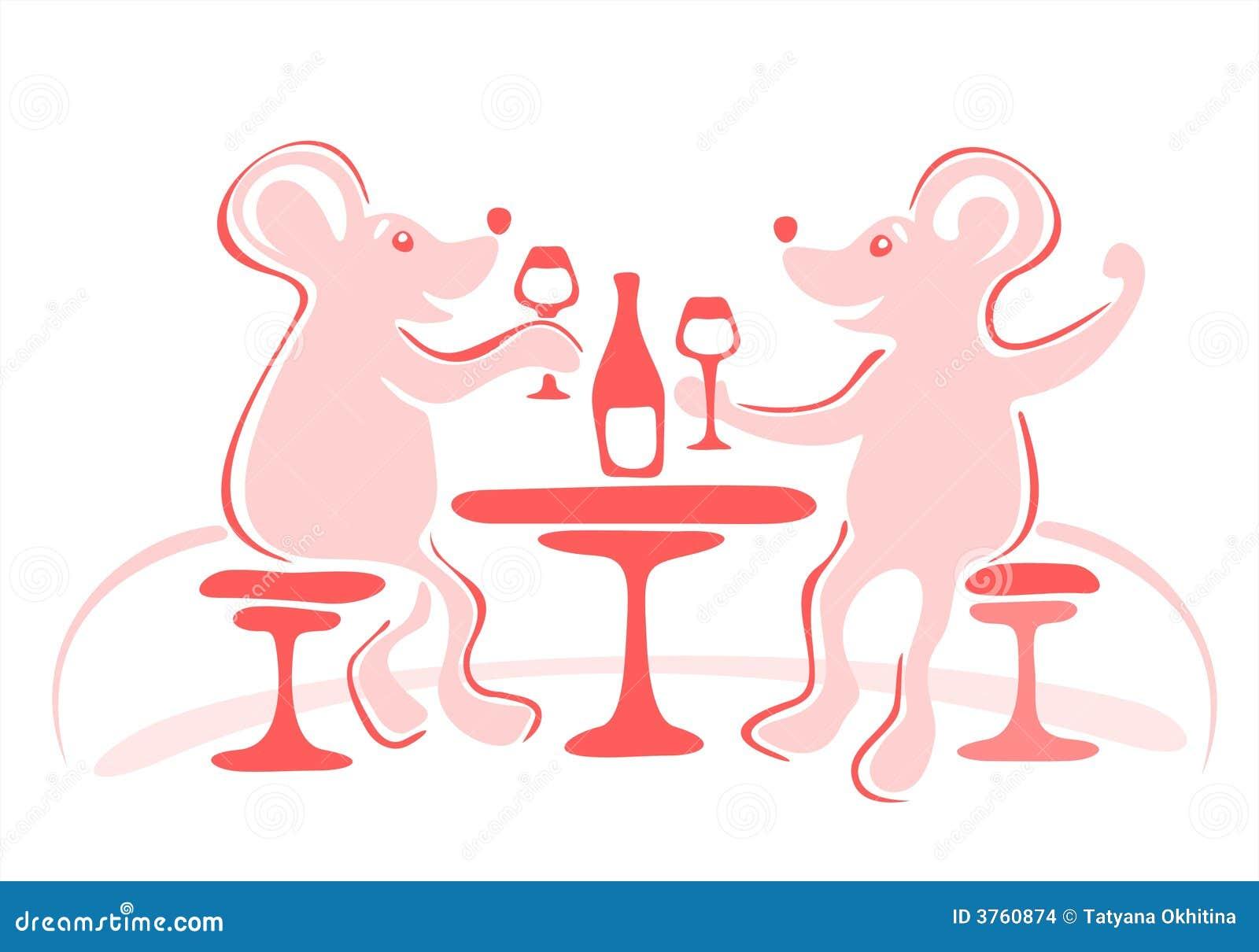 Régal de souris