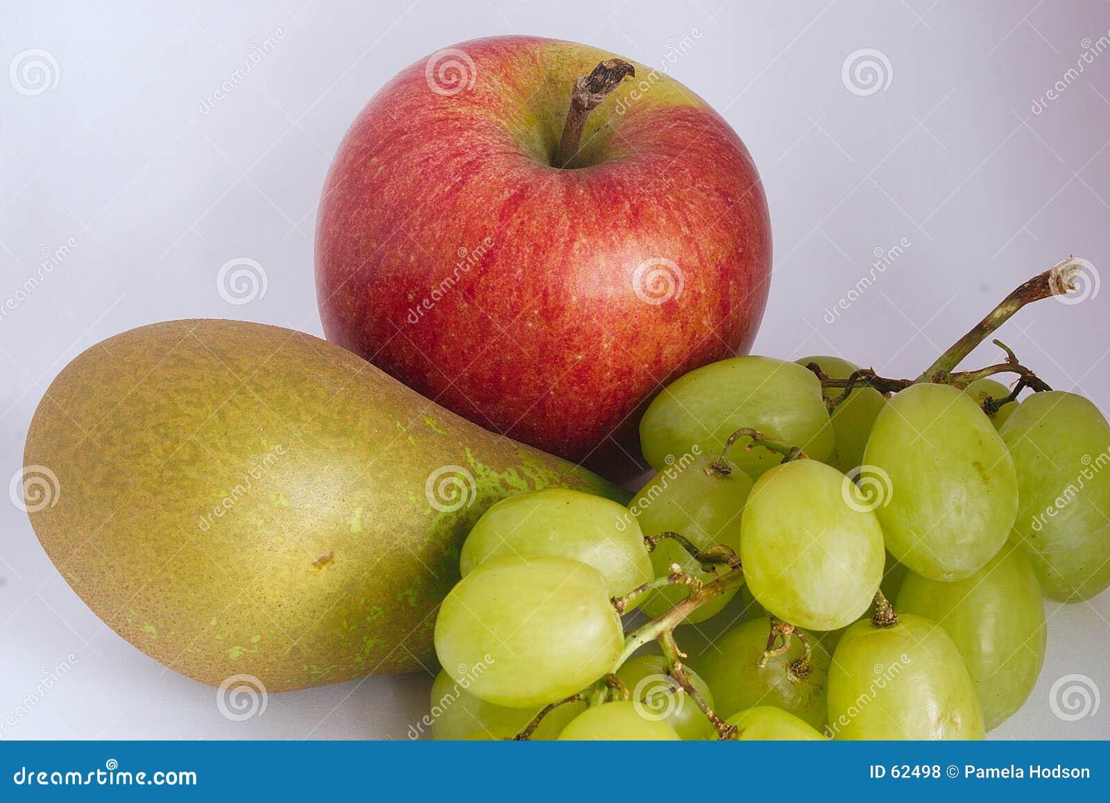 Régime sain de fruit