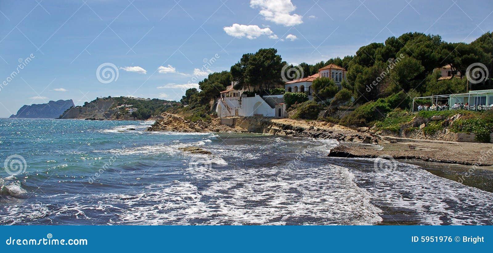 Région de plage