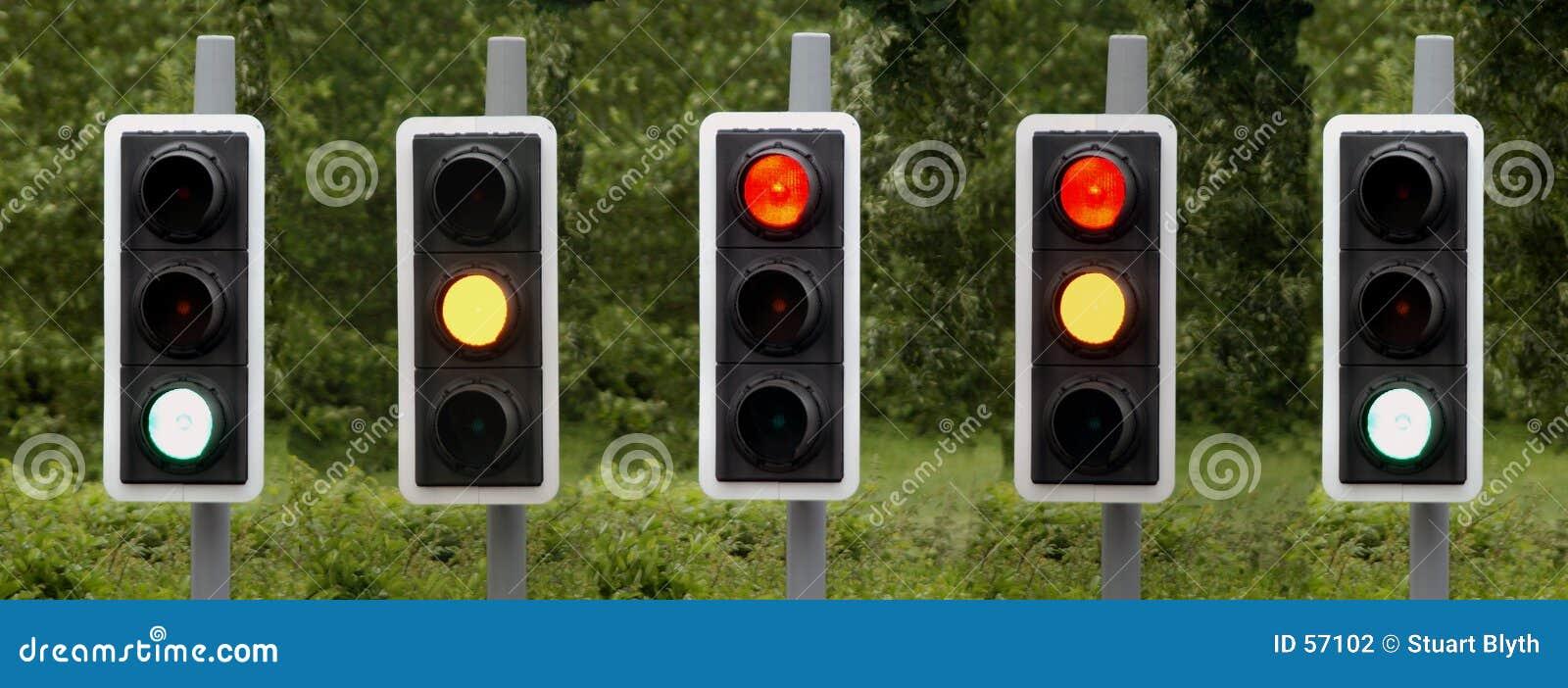 Download Réguliers Prêts Disparaissent Photo stock - Image du circulation, lumières: 57102