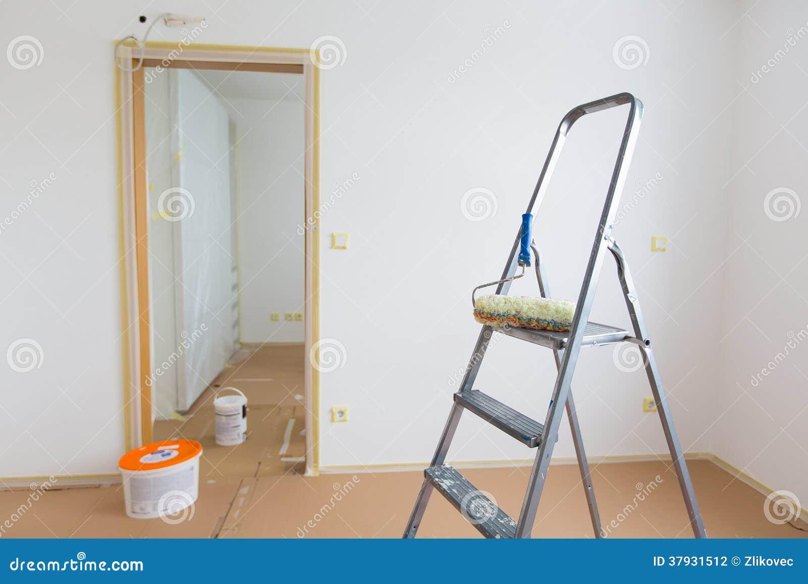 Rénovation à la maison