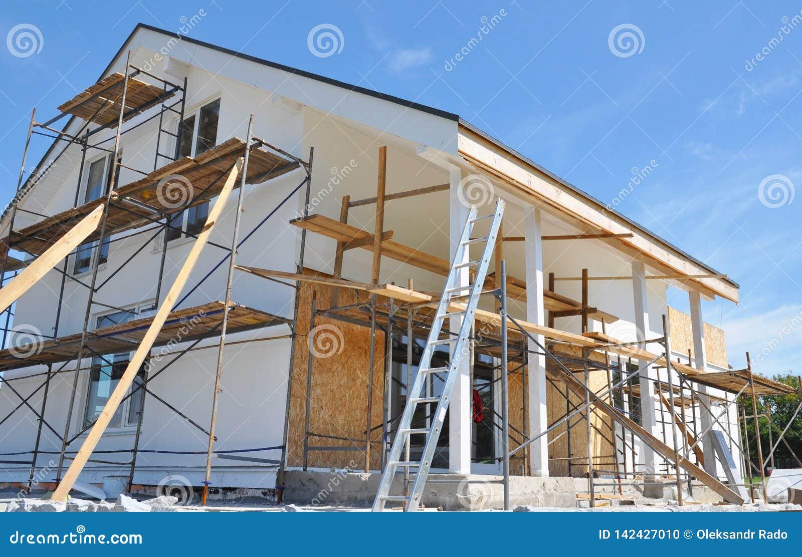 Isolation Mur Exterieur Renovation rénovation de chambre avec l'isolation de mur, plâtrant