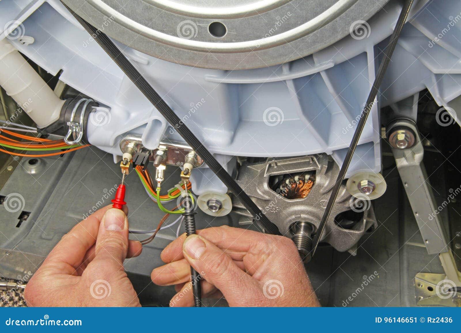 Réparation d appareils de machine à laver