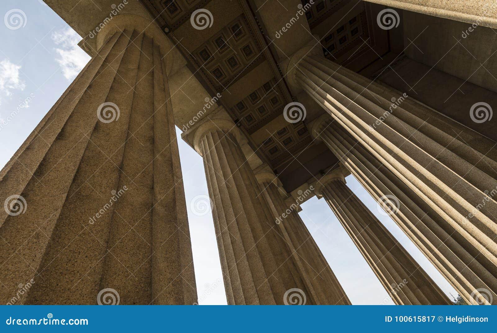 Réplica do Partenon