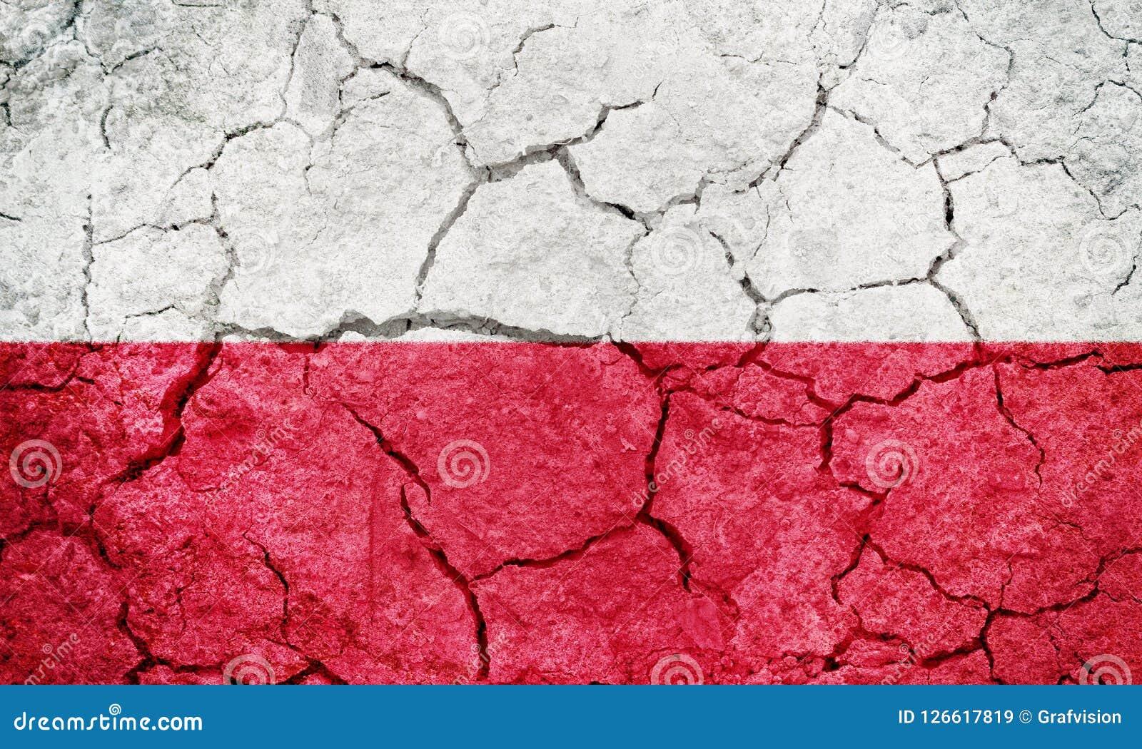 République de drapeau de la Pologne