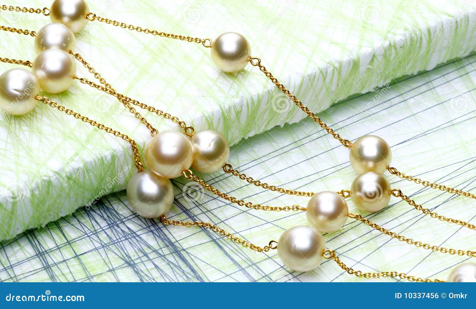 Réseau avec des perles
