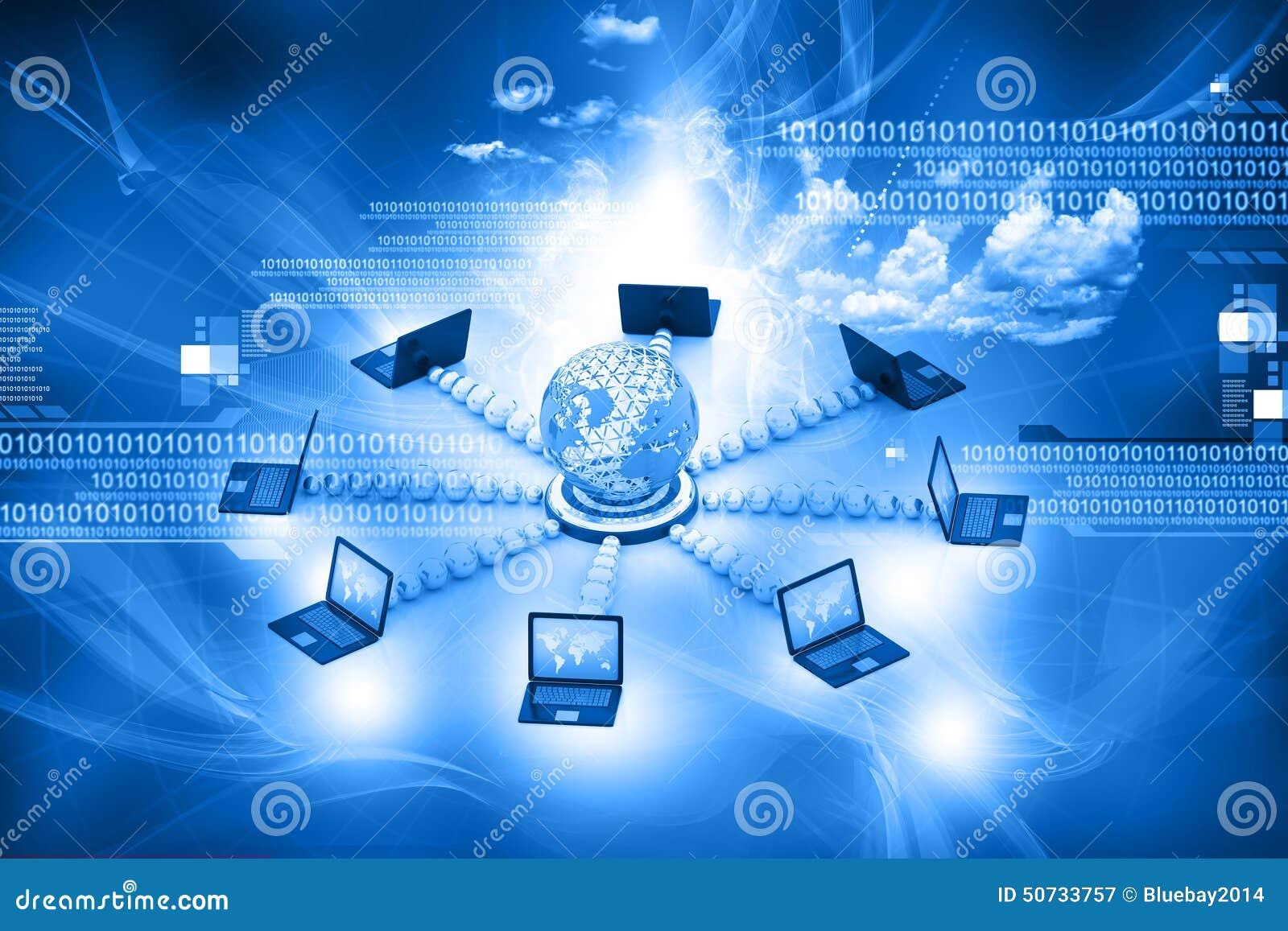R 233 Seau Informatique Et Communication D Internet