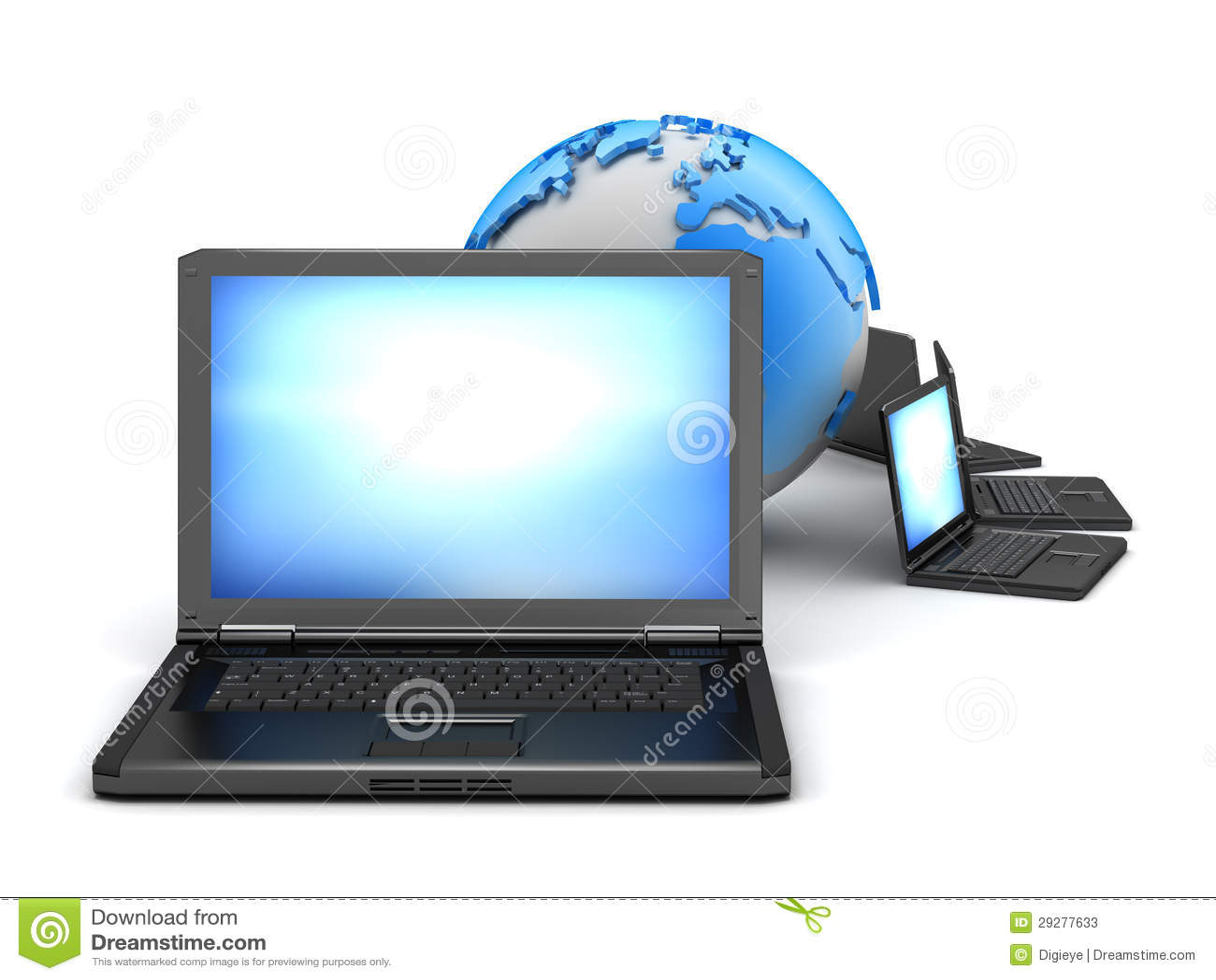 Réseau informatique global